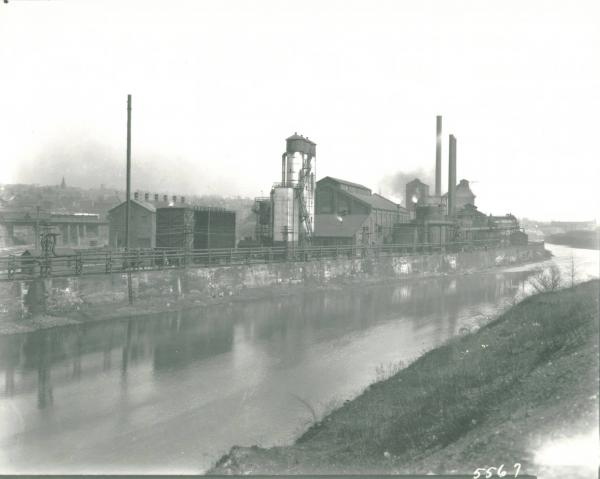 Youngstown Sheet and Tube Company's Brier Hill Works