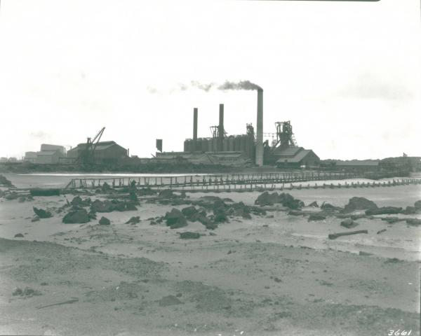 Youngstown Sheet and Tube Company's South Chicago Works