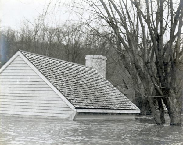 Grant Birthplace during flood