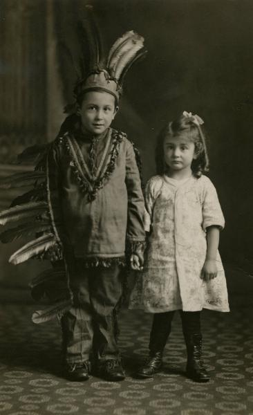 Lester and Kathryn Ealy photograph
