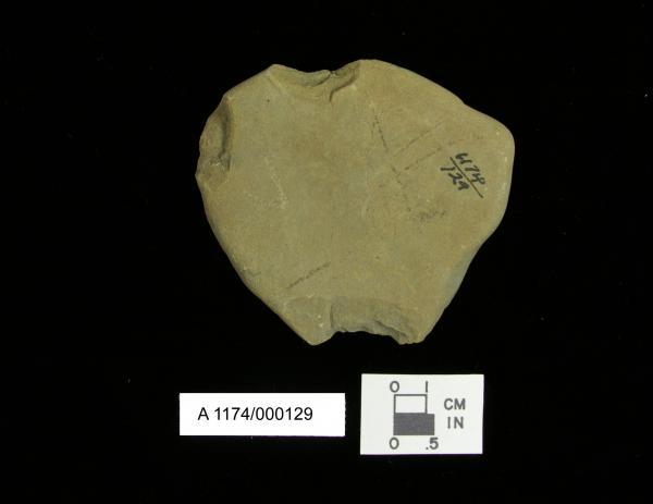 Net weight from Late Prehistoric Period