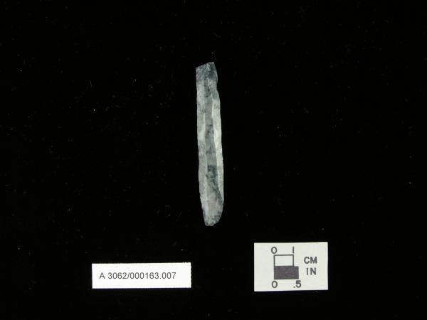 Bladelet from Hopewell Culture