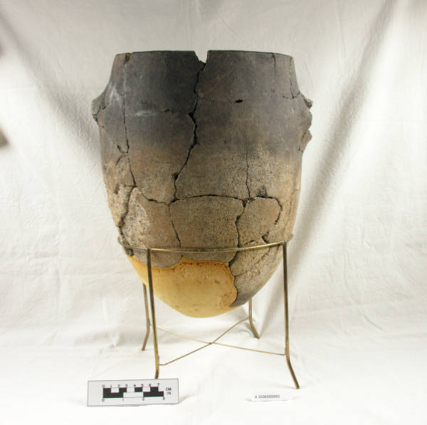 Vessel from Adena Culture