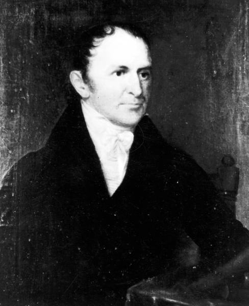 Thomas Worthington portrait