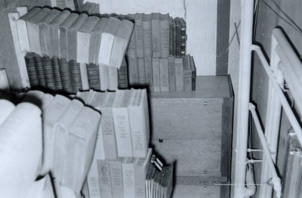 Stacks of books photograph
