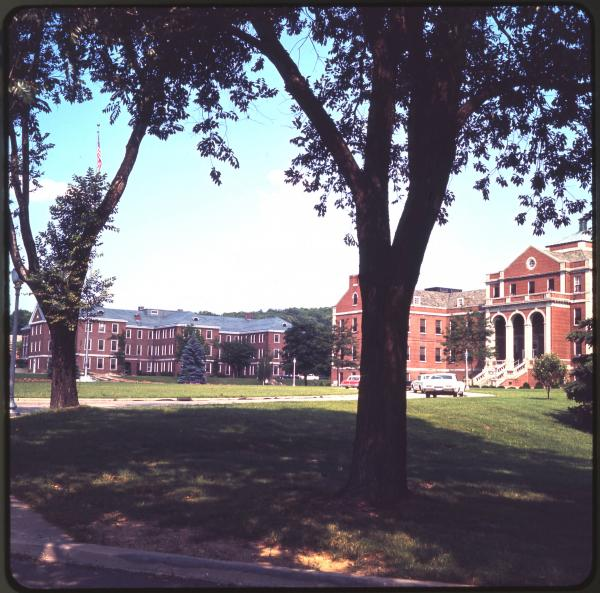 Chillicothe Veterans Administration Hospital photograph