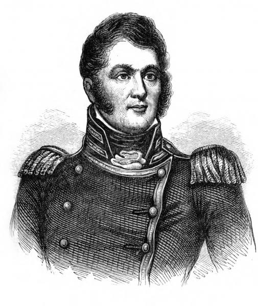 Oliver Hazard Perry portrait