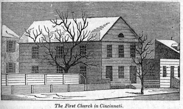First Presbyterian Church in Cincinnati