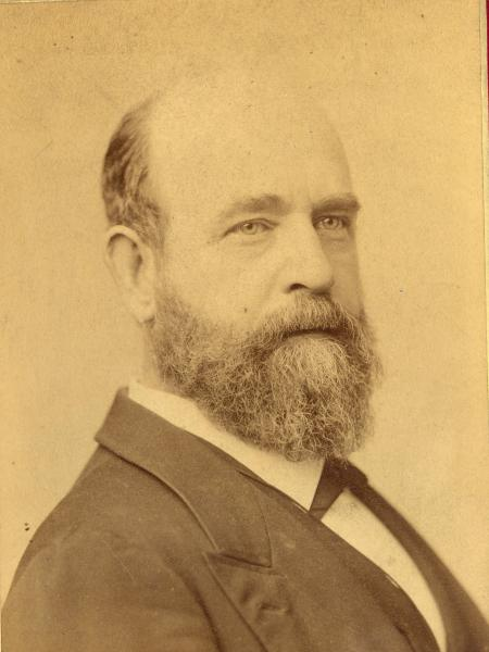 Henry George portrait