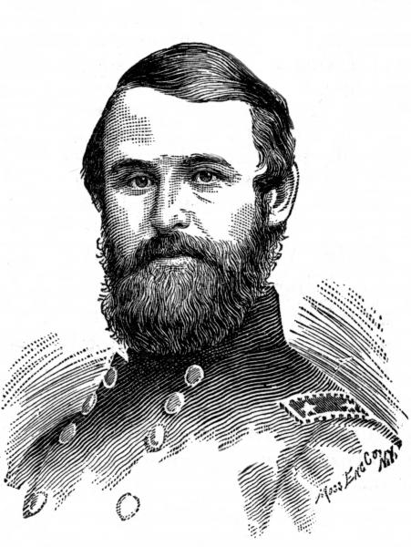 Jacob D. Cox portrait