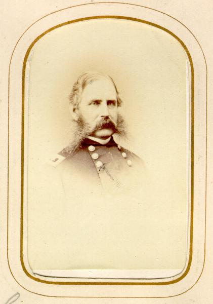 Christopher Colon Augur carte de visite portrait