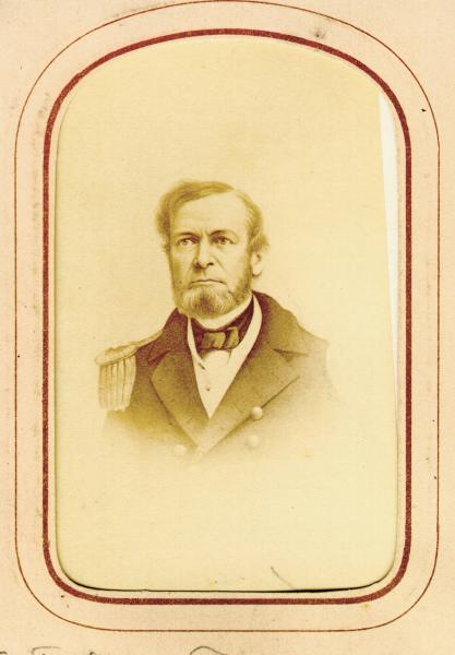 Andrew Hull Foote carte de visite photograph