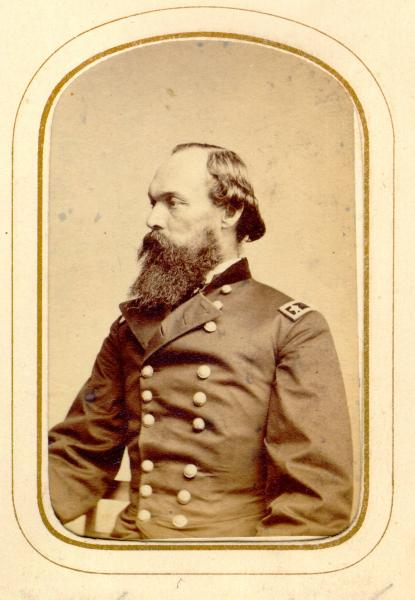 Gordon Granger carte de visite photograph