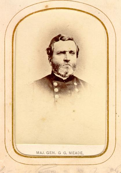 General George Henry Thomas photograph