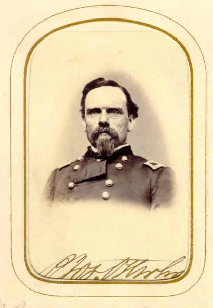General Peter Joseph Osterhaus photograph