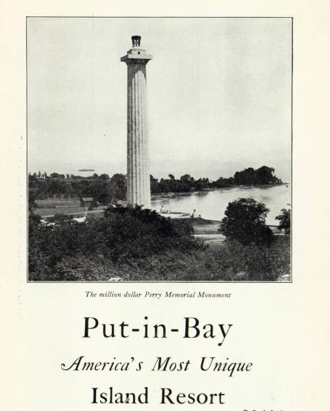Perry Memorial Monument photograph