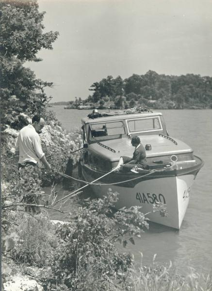 Boating at Put-In-Bay photograph
