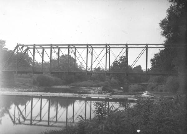 Indian Mill Bridge photograph