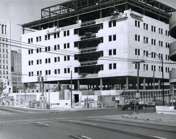 Ohio State Office Building addition