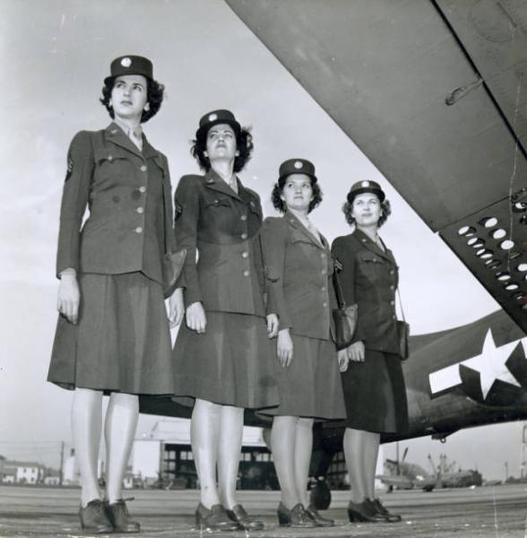 Women's Army Corps photograph