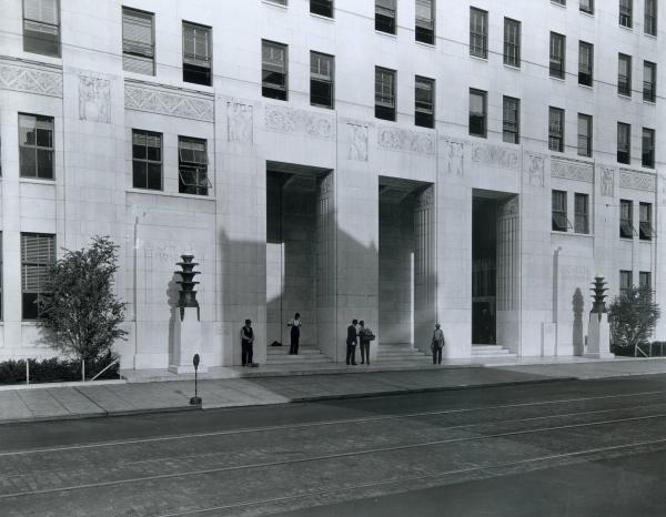 Ohio State Office Building photograph