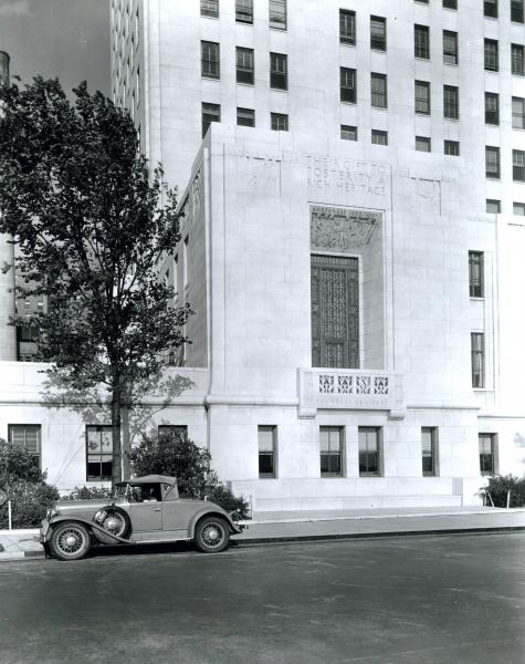 State Office Building photograph