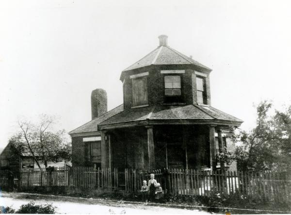 National Road toll house photograph