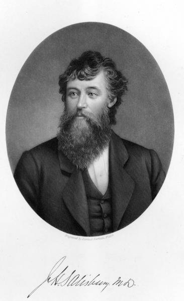 Dr. James Henry Salisbury portrait