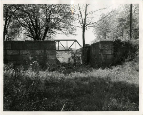 Wabash and Erie Canal photograph