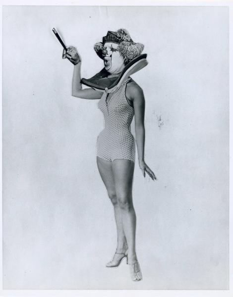 Flippo out of costume photograph
