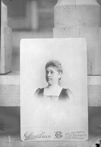 Woman's portrait photograph