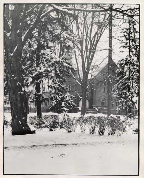 Otterbein College photograph