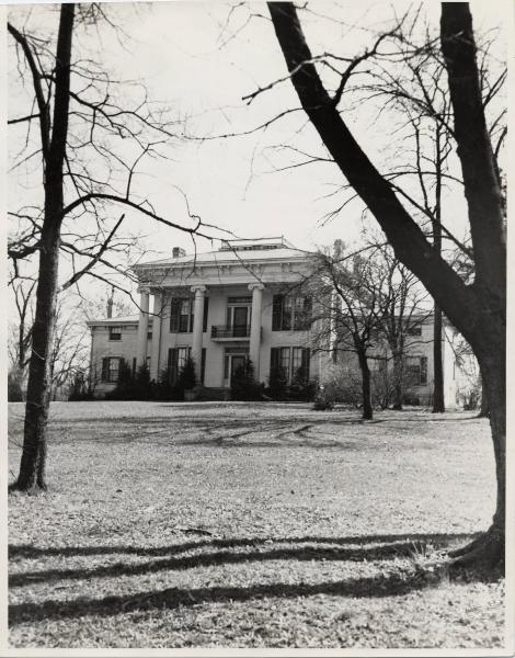 Thomas Corwin House photograph