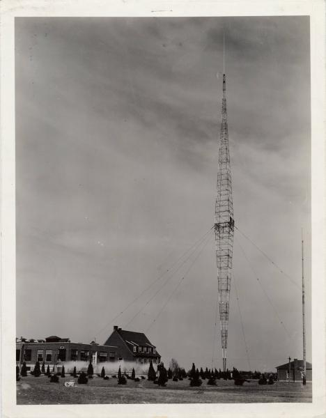 Blaw-Knox Antenna, Warren County, Ohio