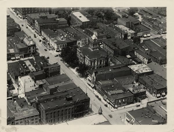 Marion County Courthouse photograph
