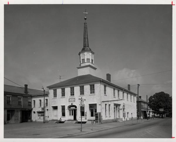 Old Courthouse in Somerset photograph