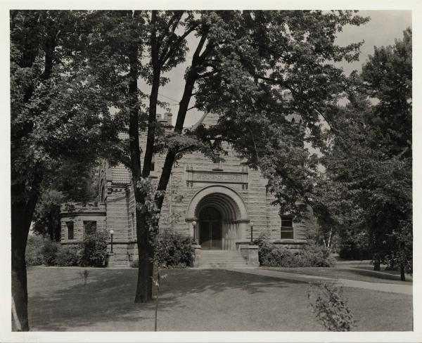 Brumback Library photograph