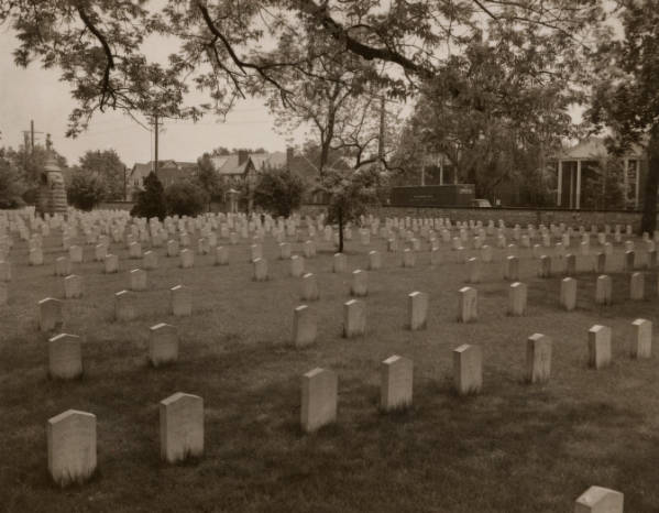 Camp Chase Cemetery photograph