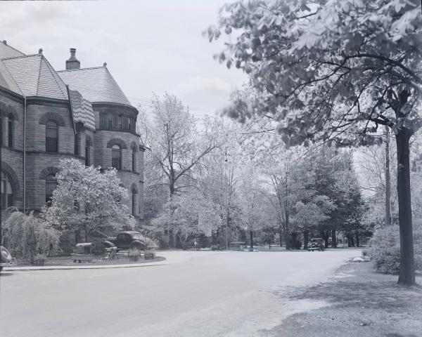 Soldiers and Sailors Home photograph