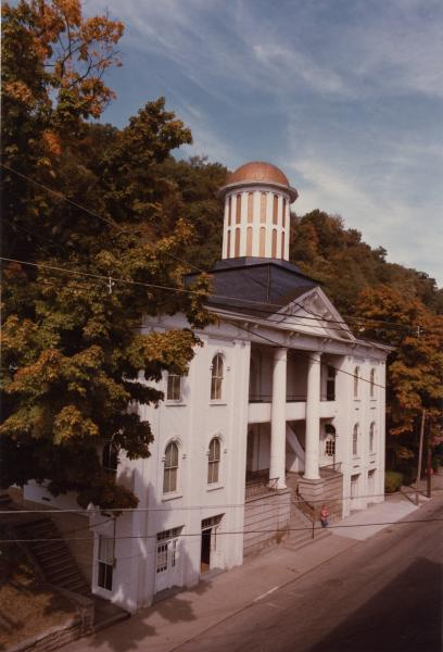 Pomeroy, Meigs County Courthouse