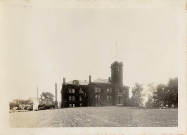 Ohio Agricultural Experiment Station administration building