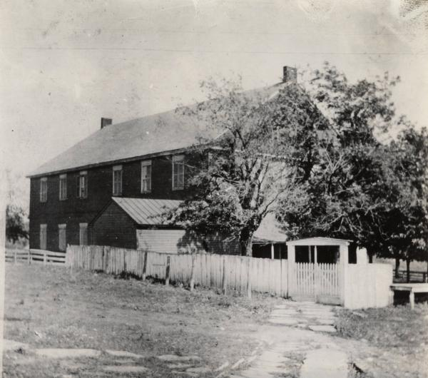 Friends Yearly Meeting House photograph