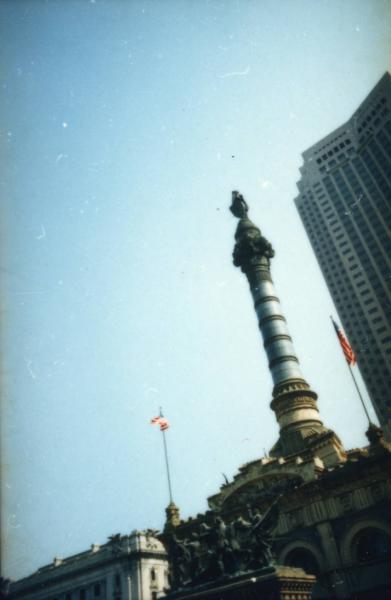 Cuyahoga County Soldiers and Sailors Monument