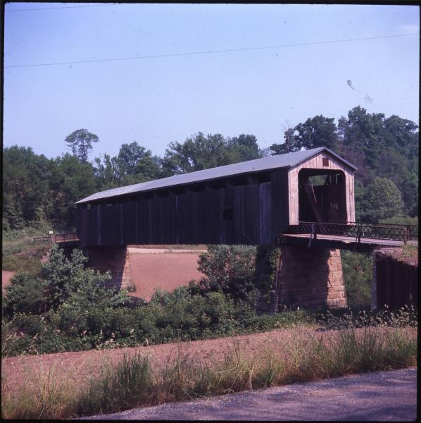 Covered Bridge in Washington County
