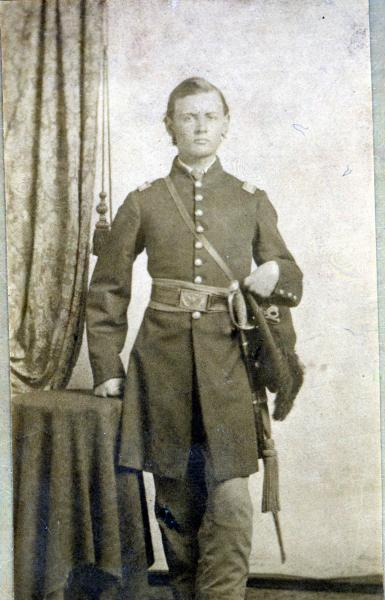 Lt. Henry O. Dwight photograph