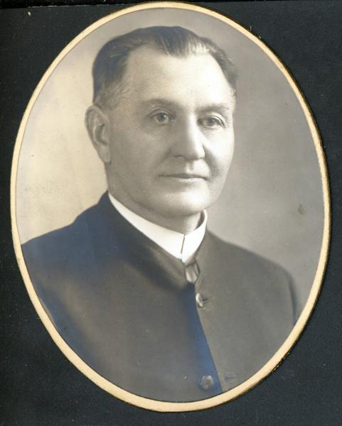 S.A. Blessing photograph