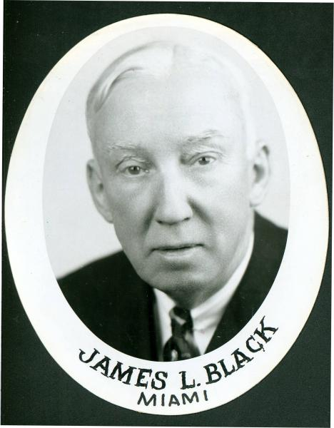James L. Black photograph