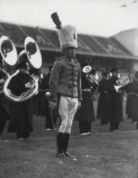 Ohio State University Marching Band photograph
