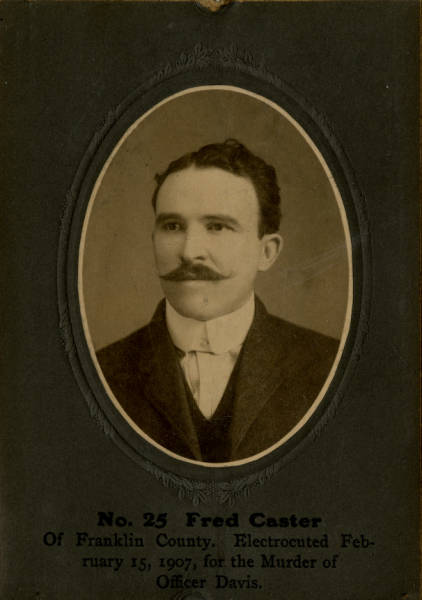 Fred Caster photograph