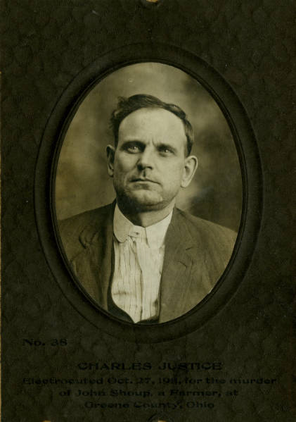Charles Justice portrait